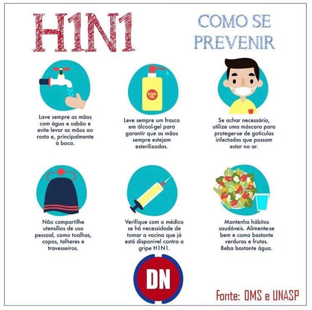 H1N1 como previnir