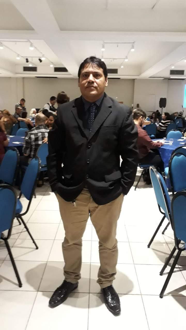 Eduardo Silva coordenador do site projeto