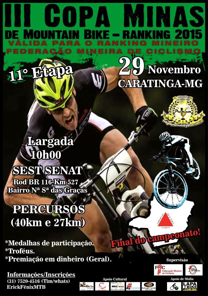 Copa Minas de Mountain Bike 2015