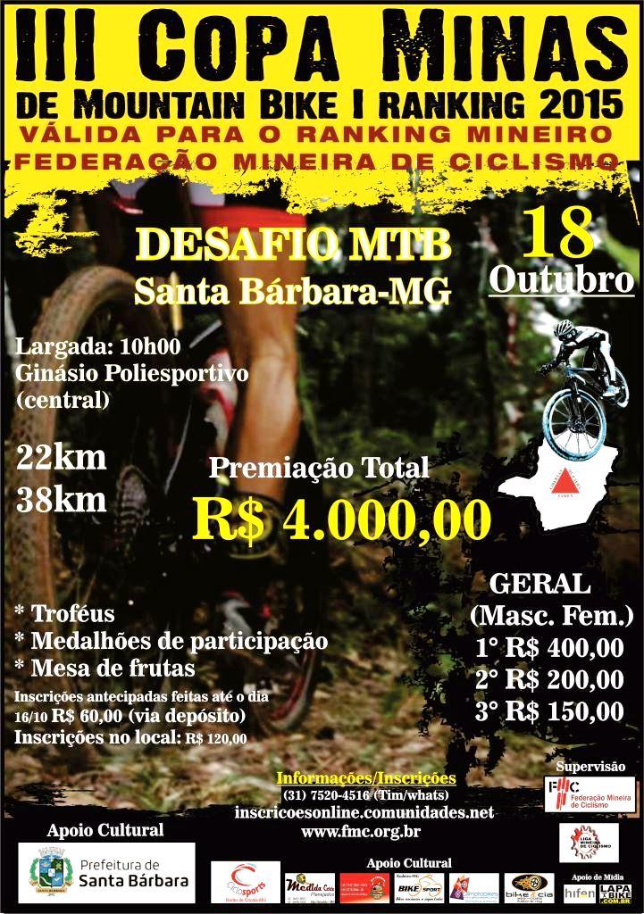 Copa Minas de MTB
