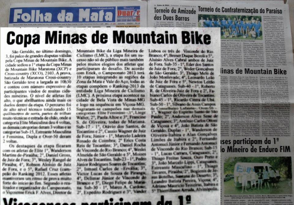 Copa Minas de Mountain Bike