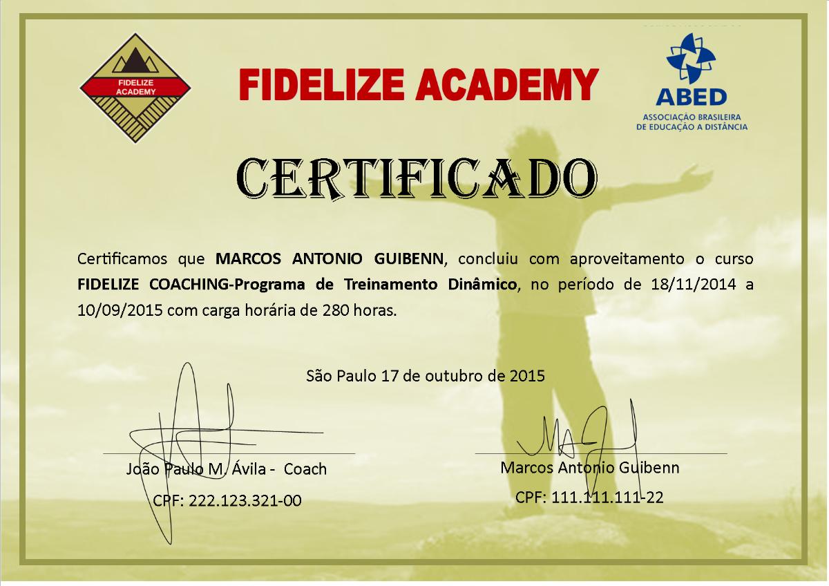 curso online coaching