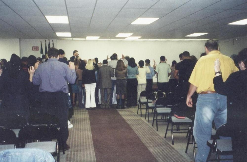 Seminário em Newark-USA