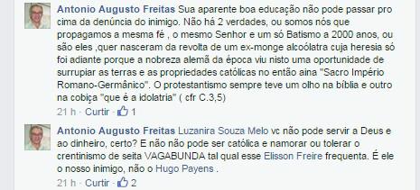 Antonio Augusto Freitas