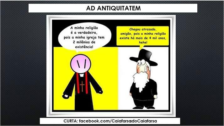falácias católicas