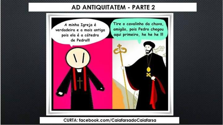 falácias do catolicismo