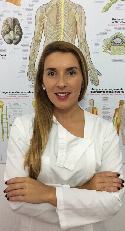 Raquel Silva Osteopata