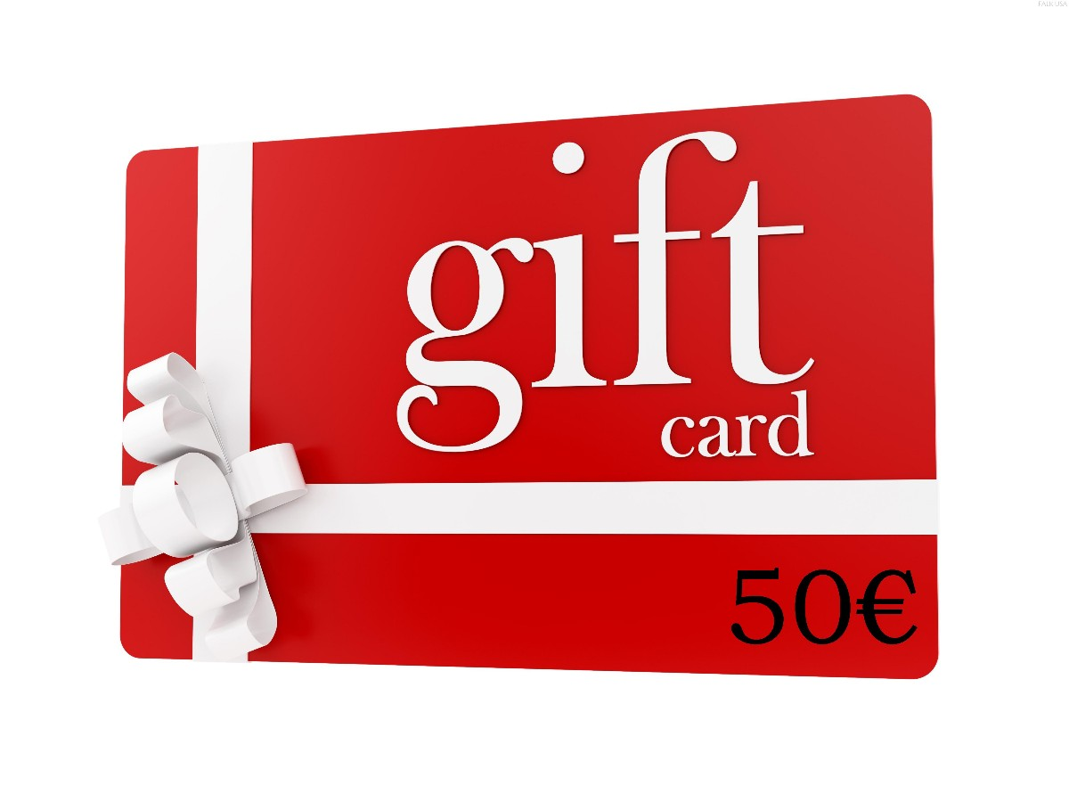 Gift Card Fisiomassagens