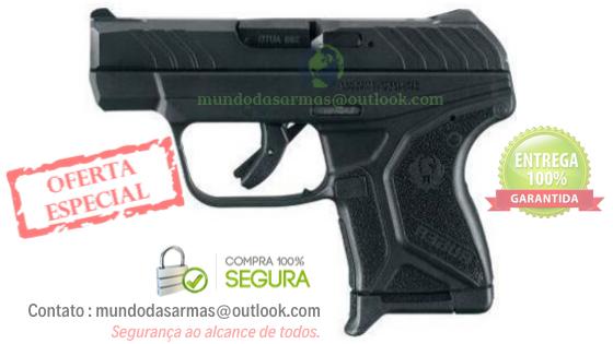 pistola ruger