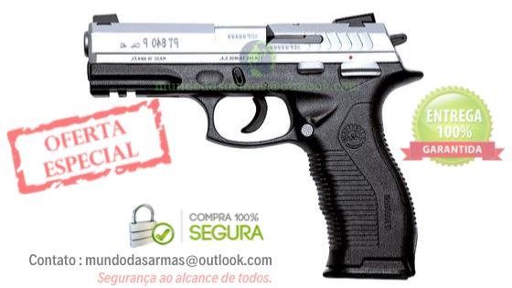comprar armas de fogo no paraguai