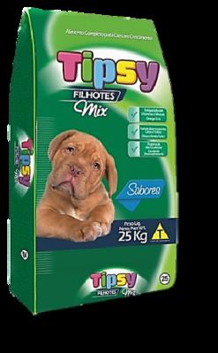 Tipsy Mix Filhotes