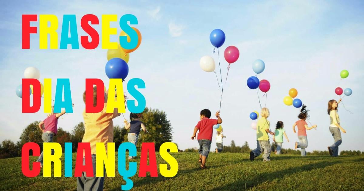Frases Dia Das Crianças 2018