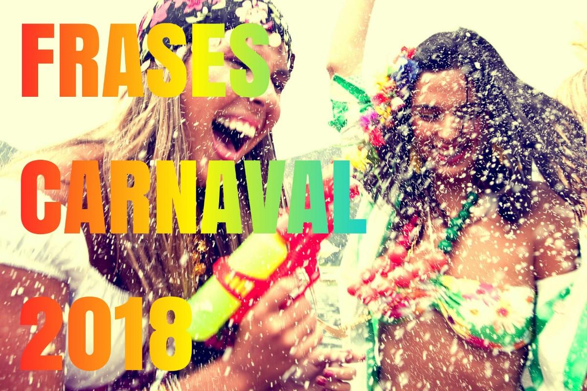 Frases Carnaval