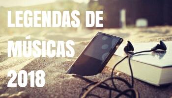 Legendas Para Fotos Letras De Músicas 2018