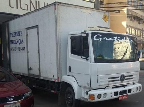 caminhão de mudanças em macaé