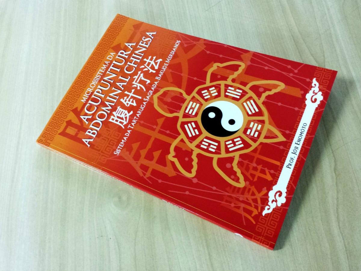 livro acupuntura abdominal chinesa enomoto