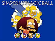 Simpson Magic Ball