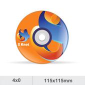 ADESIVO PARA CD E DVD