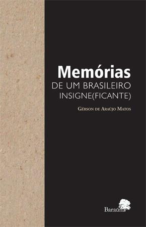 Capa do livro Memórias