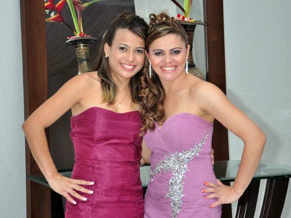 Nayara e Patricia