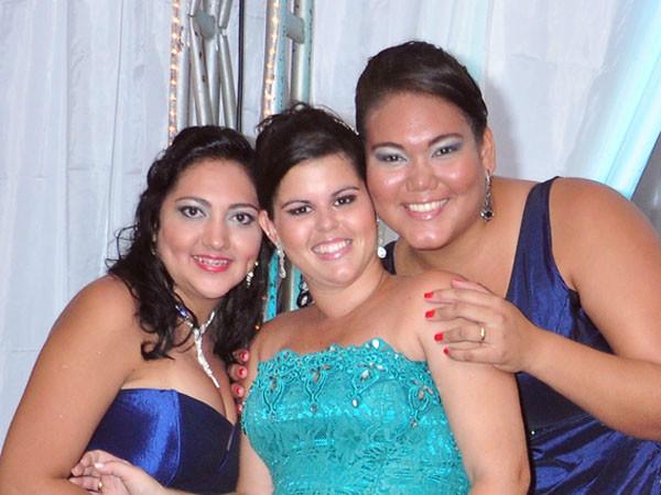 Wanessa, Valderia & Jana