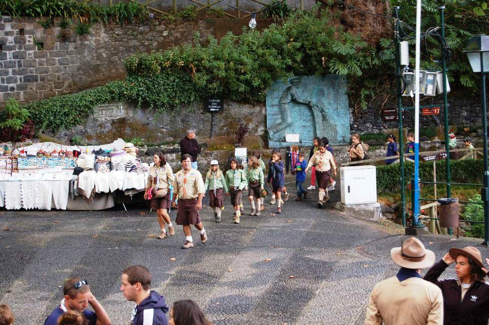 Escoteiros Madeira