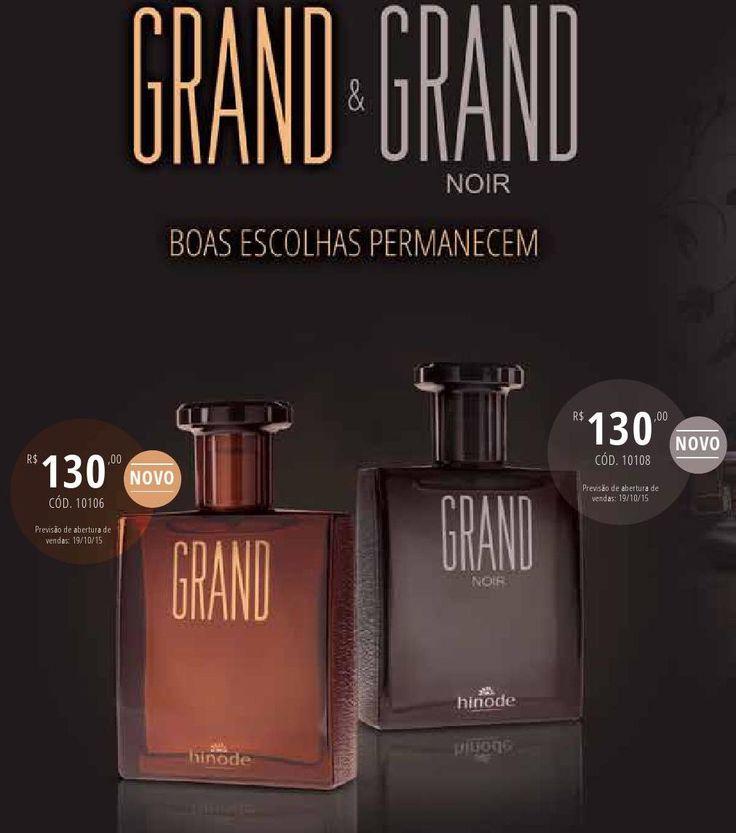 Grand Perfume Importado Hinode custa 130,00 Fenomenal!
