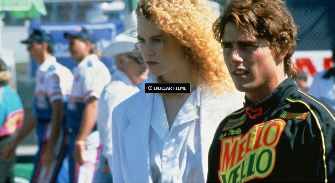 Dias de Trovão (Days of Thunder) - 1990