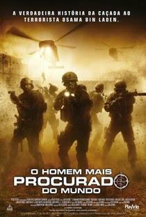 O Homem Mais Procurado do Mundo (Seal Team Six: The Raid on Osama Bin Laden) - 2012