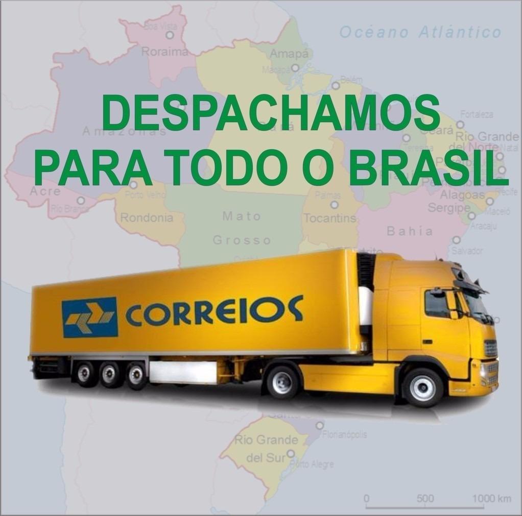 i9Make, Entregamos em todo o Brasil via Correios