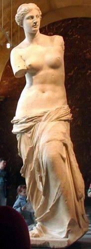 Vênus de Milo.