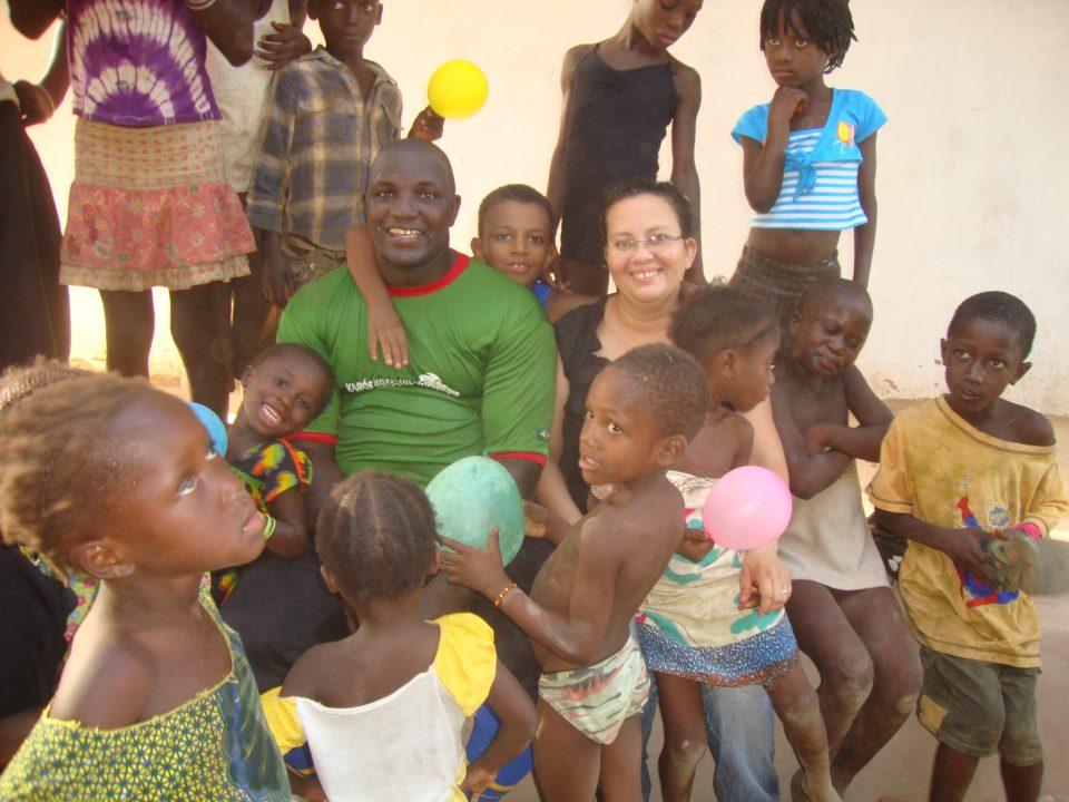 Missão em Guine Bissau -