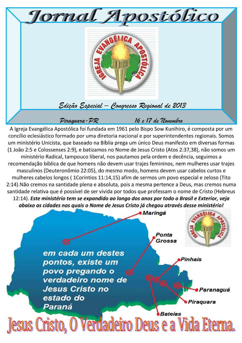 NOVEMBRO - EDIÇÃO ESPECIAL