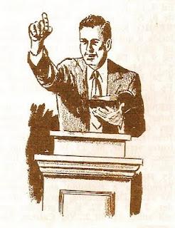 O pregador rejeitado