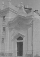 Templo da Igreja na actual localização em 1933