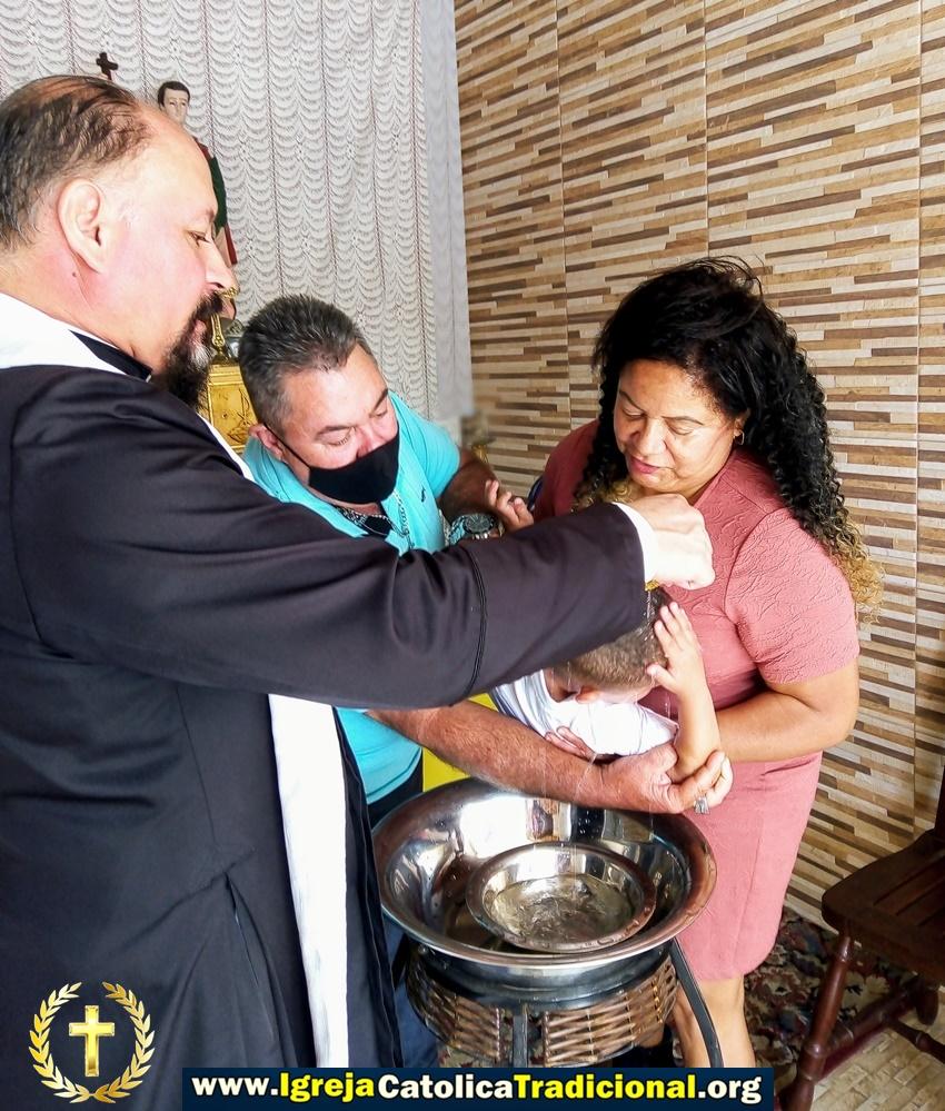 batismo gabriel