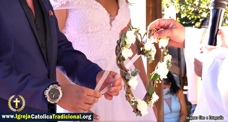 Celebração de Casamento Alianças