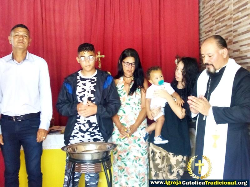 Batismo Consagração Ave Maria