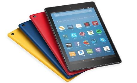 """Amazon anunciou novo """"tablet Fire HD 10"""" com Alexa por US$ 150"""