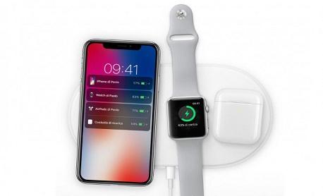 """Conheça """"AirPower da Apple"""" ele carrega múltiplos aparelhos simultaneamente sem fio"""
