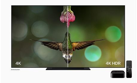 """Conheça a nova """"Apple TV 2017"""" que chega com o 4K e suporte a HDR"""