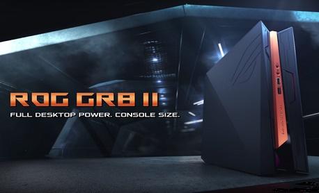 """Asus anunciou """"ROG GR8 II"""" um mini PC gamer com suporte à realidade virtual"""