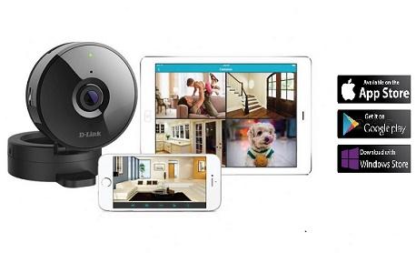 """Conheça """"D-Link DCS-936L"""" a câmera de segurança com streaming em tempo real"""