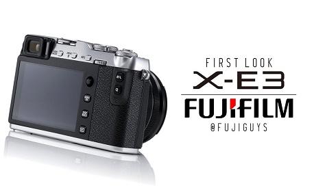 """Conheça """"Fujifilm X-E3"""" uma câmera que captura vídeos em 4K e tem tela sensível ao toque"""