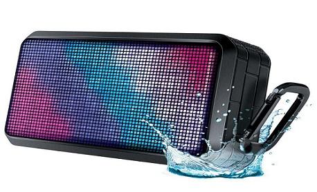 """Conheça """"cinco caixas de som Bluetooth"""" com luzes LED que são decorativas e moderna"""