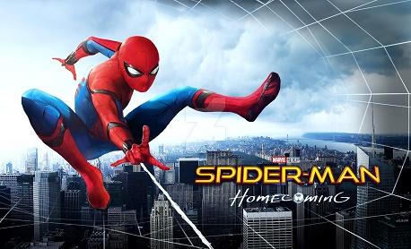 """O filme """"Homem-Aranha: De Volta ao Lar"""" é a maior bilheteria de heróis em 2017"""