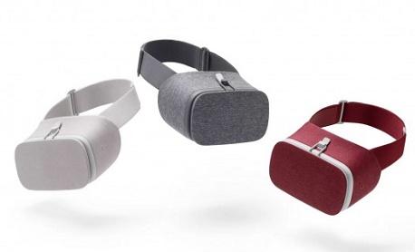 """Google mudou design do """"Daydream View"""" e aumentou o preço dos óculos de RV"""