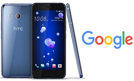 """Empresa Google comprou """"divisão mobile da HTC"""" por US$ 1,1 bilhão"""