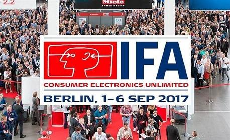 """Evento: Acompanhe aqui a """"IFA 2017"""" o evento mais importante para os amantes da tecnologia"""
