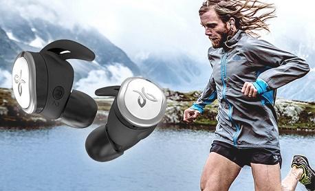 "Empresa Logitech anunciou ""Jaybird Run"" um fone de ouvido wireless para esportistas"
